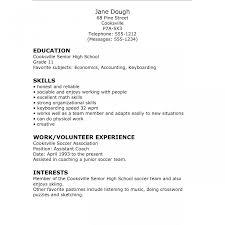free resume templates for highschool graduates resume template image result for skill based 0 high