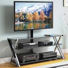 walmart 70 vizio black friday whalen 3 in 1 black tv console for tvs up to 70