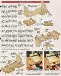 2570 bench grinder tool rest plans sharpening chisel u0026 planer
