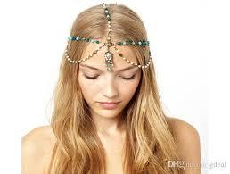 bohemian hair accessories 2018 2015 women fashion bohemian hair accessories tassel cuff