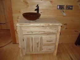 Bathroom Vanity Bowl Sink Rustic Furniture Bathroom Vanities Kitchen Cabinets Handmade