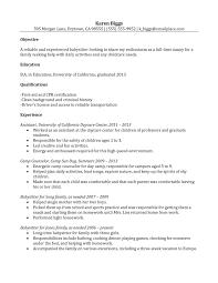 nanny duties resume nanny resume template free samples examples format resume currucu