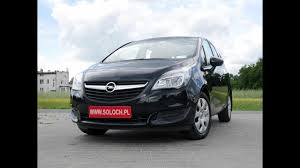 opel meriva 2017 autokomis soloch oferta sprzedaży opel meriva ii 1 4 101km 2014