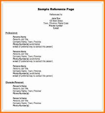 Free Reference Template For Resume Academic Cover Letter Contact Information Estimated Dissertation