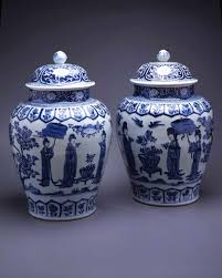 Blue And White Vases Antique Large Blue And White Chinese Vases Antique Hobby Lobby 27992