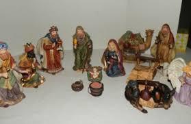 home interiors nativity porcelain nativity set by home interior holli carey