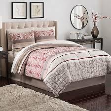 Bedding Bed Bath And Beyond Sienna Comforter Set In Rust Bed Bath U0026 Beyond