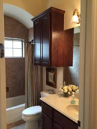 bathroom rustic bathroom with small console sink modern new 2017
