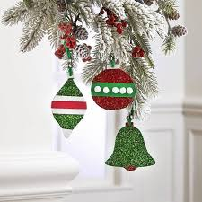 handmade ornaments add memories to the