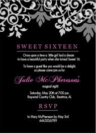 13th birthday party invitations wblqual com