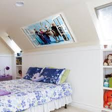 Diy For Home Decor by Elsa Anna Sister Princess Wall Sticker Home Decor Cartoon Wall