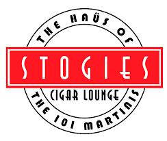 martini logo stogies cigar lounge martini menu