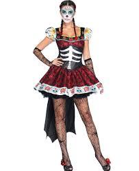 Dia De Los Muertos Costumes De Los Muertos Darling Costume La 85136