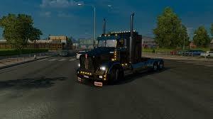 kenworth t800 truck kenworth t800 v2 0 beta ets2 mods euro truck simulator 2 mods