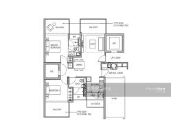 holland residences floor plan holland residences 1 taman warna 2 bedrooms 979 sqft