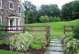 vegetable garden fence landscape contemporary with vertical design