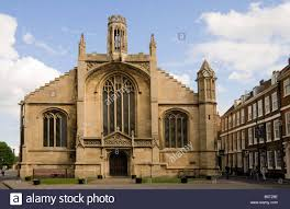 church of st michael le belfrey in the centre of york with