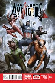uncanny avengers vol 1 23 marvel database fandom powered by wikia