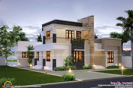 contemporary home plans cute contemporary home kerala home design and floor plans