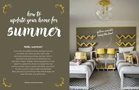 magazine editorials susan strauss design top nj interior design
