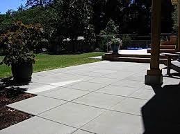 Large Pavers For Patio Square Patio With Pavers Ideas Square Pavers Patio Backyard