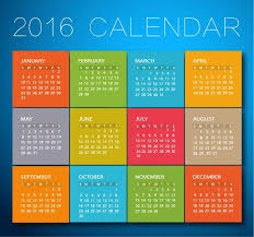 Meme Calendar 2016 - 2016 calendar vector free vector graphics all free web resources