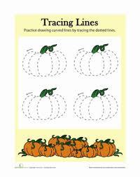 pumpkin drawing worksheet education com