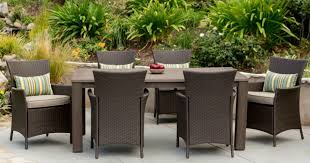home depot outdoor table and chairs up to 50 off patio furniture at home depot hip2save