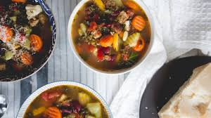 cuisine repas soupe repas toute garnie cuisine futée parents pressés