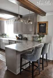 Gray Kitchen Cabinets Wall Color Best 25 Kitchen Makeovers Ideas On Pinterest Remodeling Ideas