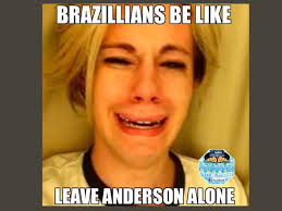 Anderson Silva Meme - total pro sports 27 funny anderson silva knockout memes and images