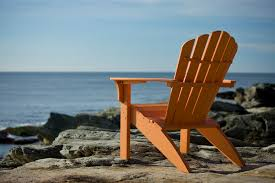 Patio Furniture Rhode Island by Coastline Adirondack Composite Chairs By Seaside Casual Furniture