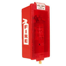 surface mount fire extinguisher cabinets abs series plastic fire extinguisher cabinets activar