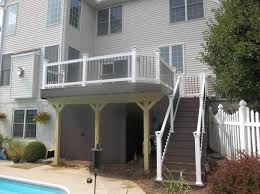 Porch Ceiling Material Options by Deck Porches Deck Screen Rooms Storage And Options Under A
