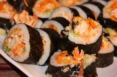 cuisiner sushi geneviève everell explique comment cuisiner un sushi