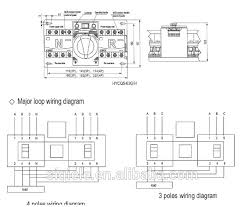 hycq5 63h circuit breaker manual switch for generator view