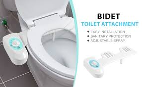 How Do You Dry After Using A Bidet Bidet Toilet Attachment Fresh Water Spray Non Electric Mechanical