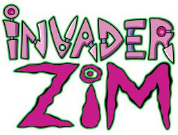 invader zim invader zim logo by jax89man on deviantart