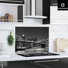 Esszimmer York Küchenspritzschutz New York Skyline Eurographics