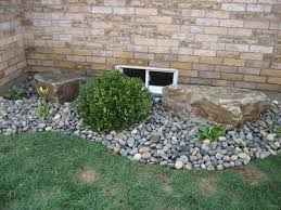 Garden Ideas With Rocks Best 25 River Rock Landscaping Ideas On Pinterest Rock Flower