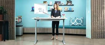 office depot standing desk office max standing desk a electric or hand crank standing desk