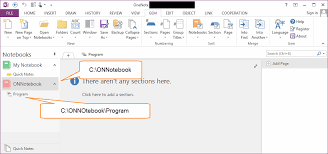 Count Pages In Folder Icons Onenote Open A Folder As Notebook Office Onenote Gem Add Ins