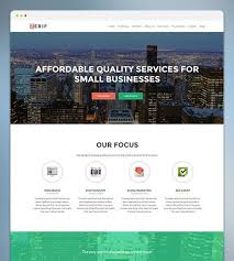 zerif pro premium one page wordpress theme