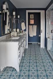 moroccan tile bathroom best blue bathroom accent tile 4219