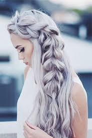 cute hairstyles pull through braid 191 best hair images on pinterest braid ps and redheads