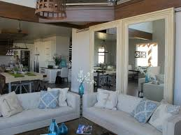 Beach Living Room Ideas by Beach Living Room Ideas With Wicker Pendants Lighting Ideas And