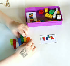 At Home Diys diy portable lego kit with 24 free printable activity cards