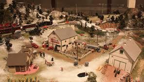 christmas comes to the choo choo barn the choo choo barn