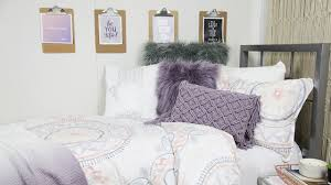 how to style the painted medallion duvet three ways dormify blog