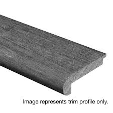 Laminate Flooring Nose For Stairs Stair Nose Islander Wood Molding U0026 Trim Wood Flooring The